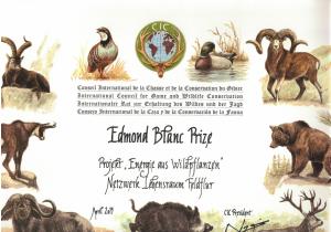 Edmond-Blanc-Preis