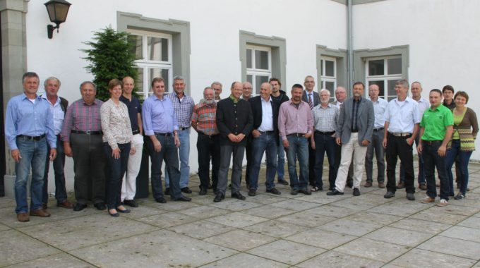 Treffen Der AG Wildpflanzen Kißlegg